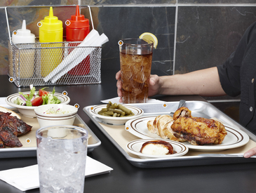 Family Style Dining 3