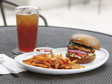 4. Fast Casual