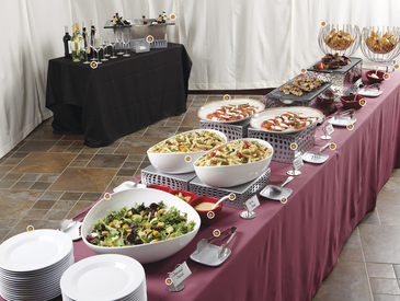 1. Formal Catering