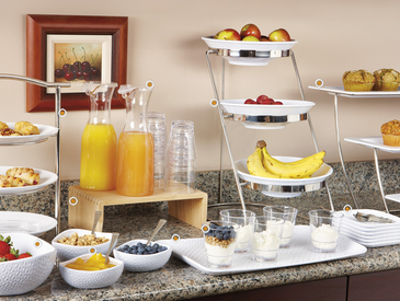 1. Breakfast Bar