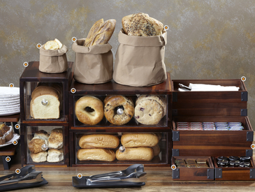 Urban Renewal - Bread Display