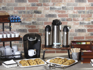 Urban Renewal - Coffee Station