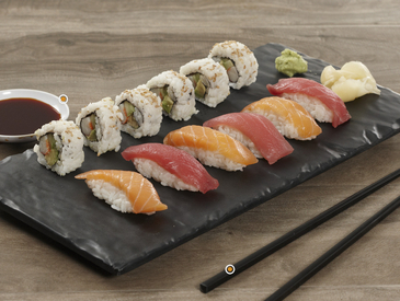 3. Creative Ways to Serve Sushi