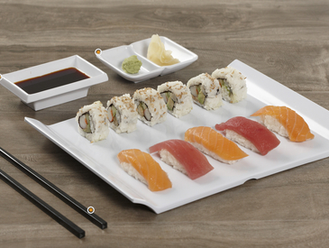 7. Creative Ways to Serve Sushi
