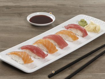 9. Creative Ways to Serve Sushi