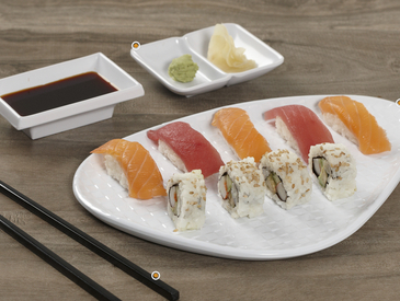 6. Creative Ways to Serve Sushi