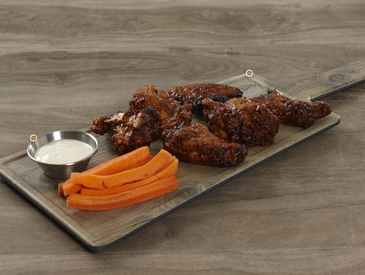 3. Creative Ways to Serve Wings