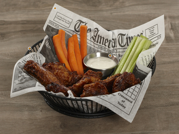 5. Creative Ways to Serve Wings