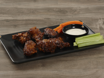6. Creative Ways to Serve Wings