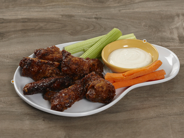 7. Creative Ways to Serve Wings