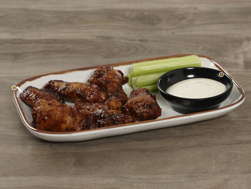 8. Creative Ways to Serve Wings