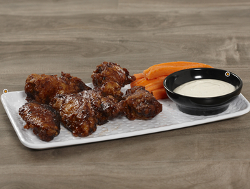 9. Creative Ways to Serve Wings