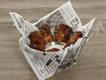 10. Creative Ways to Serve Wings