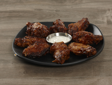 11. Creative Ways to Serve Wings