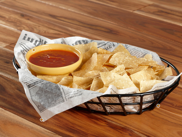 2. Creative Ways to Serve Appetizers: Chips and Salsa