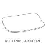 Plates:Rectangular Coupe