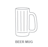 Barware:Beer Mug
