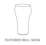 Tumblers:Textured Bell Soda