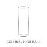 Barware:Collins/High Ball