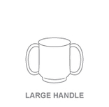 Cups / Mugs:large Handle