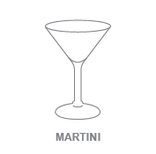 Barware:Martini