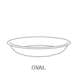 Bowls:Oval
