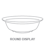 Bowls:Round Display