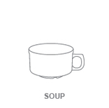 Cups / Mugs:Soup