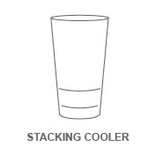 Barware:Stacking Cooler