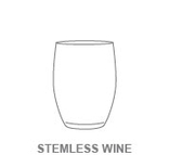 Barware:Stemless Wine