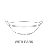 Bowls:With Ears