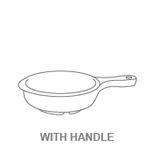 Bowls:With Handle