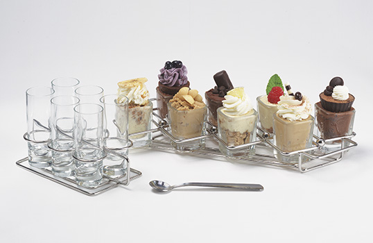 Mini-Dessert Display Stands