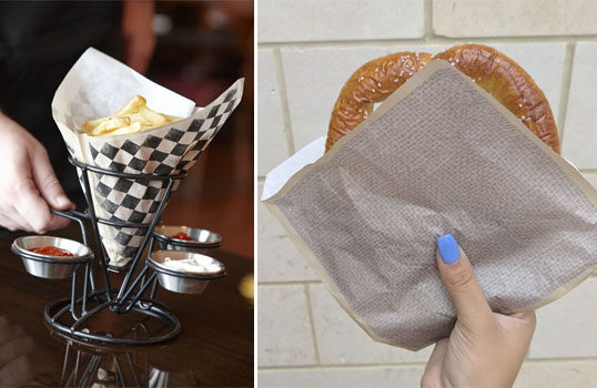 Food-Safe Tissue Liners