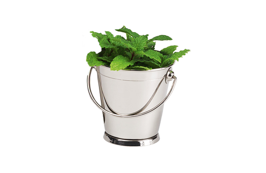 "2.75"" Round Mini Serving Pail"