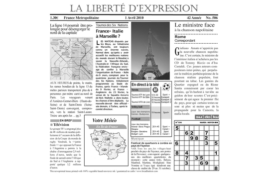 """12"""" x 12"""" Food-Safe French Newsprint Liner, White"""