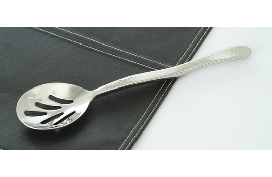 "10"" Slotted Serving Spoon"