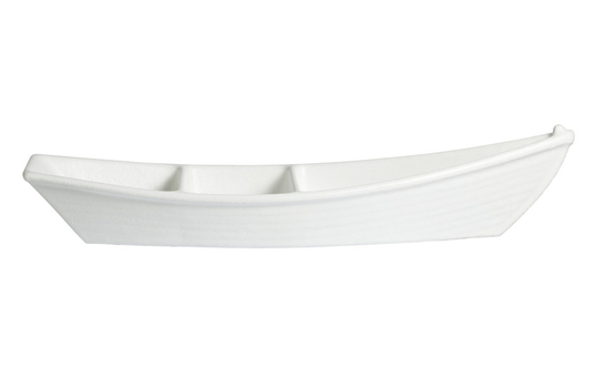 3.6 qt. Boat with Divisions, Classic Finish