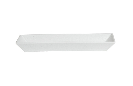 "19.7"" x 8.1"" M Deep Rectangular Platter, Mod Finish"