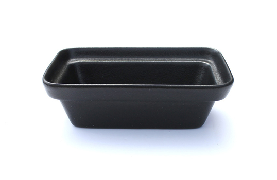 1.6 qt. M Rectangular China Bowl, Classic Finish