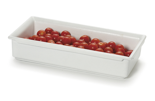 """1/3 Size Fit Perfect™ Stackable Food Pan, 3.7"""" deep"""