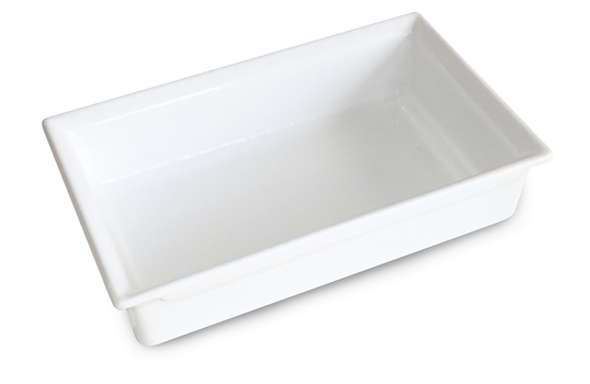 Fourth Size Fit Perfect™ Stackable Food Pan, 3.7 deep