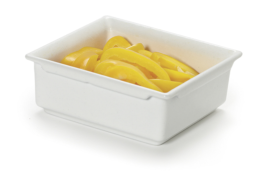 """Sixth Size Fit Perfect™ Stackable Food Pan, 3.7"""" deep"""