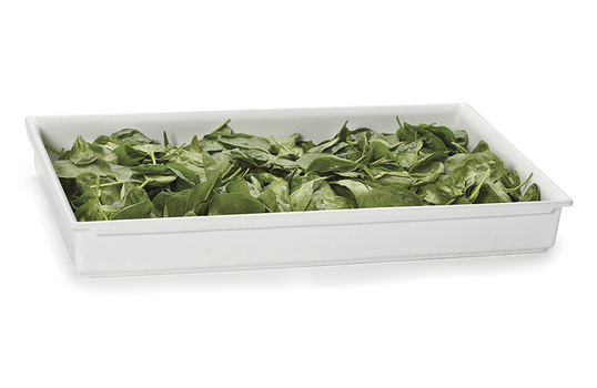 """Full Size Fit Perfect™ Stackable Food Pan, 3.7"""" deep"""