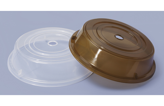 """Cover for 10.6"""" - 11.4"""" Round Plate"""