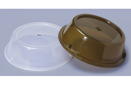 """Cover for 9.7"""" - 10.4"""" Round Plate"""