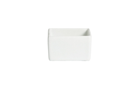 1.9 qt. Square Straight Sided Salad Bowl, Mod Finish