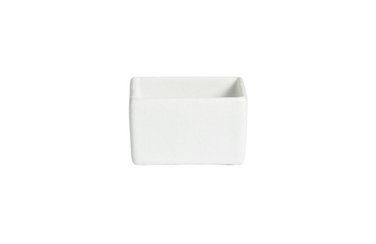 1.3 qt. Square Straight Sided Salad Bowl, Classic Finish