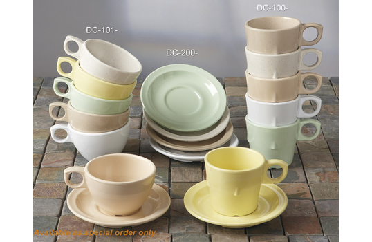 """5.75"""" Saucer for DC-100 & DC-101"""