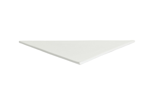 "15.75"" M Triangular Disc, Classic Finish"
